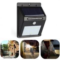 Сонячний автономний світильник