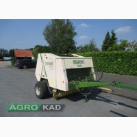 Пресс-подборщик рулонный Krone KR 125