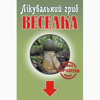 Настійка гриба Веселка