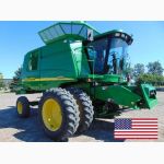 Комбайн зерновой John Deere 9550 из США