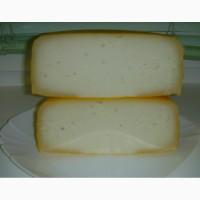 Сыр твердый и полутвердый из козьего молока