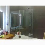 Шторки для ванной из прочного небьющегося стекла