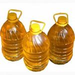Продаем не рафинированное подсолнечное масло
