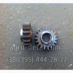 Шестерня промежуточная Т 16.22.103 привода гидронасоса, колесного трактора Т-16