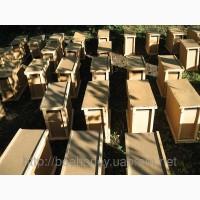 Пчелопакеты бджолопакети карпатской породы Мукачево 2018год