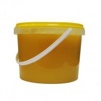 Мёд натуральный разнотравье - идеальный для кондитерки)