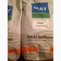 Семена гибрида подсолнечника Рейна (А-Н) устойчив к 8 расам заразихи May Agro (Турция)