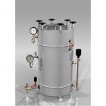 Стерилизатор паровой ВК-75-01. Для стерилизации водяным насыщенным паром под давлением мат