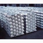 Алюминий первичный марок: А999, А8, А6, А0, А7 и др. на экспорт