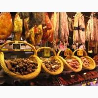 Колбаса от производителя, колбасные изделия, все виды колбасных изделий