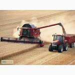 Уборка урожая в Херсоне, аренда комбайнов для уборки, услуги уборки зерновых Херсон