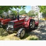 Японский мини-трактор Yanmar FX26 Hi Speed