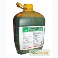 Гербицид на овощные Стомп 330 к.е., 10л (пендиметалин 330 г/л )