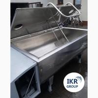 Охолоджувач молока Б / У Packo 1500 ванна на 1500 літрів