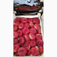 Плоский персик. Paraguayos. Испанский производитель