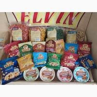 Арахіс та арахісова паста зі смаками TM Elvin. Запрошуємо до співпраці