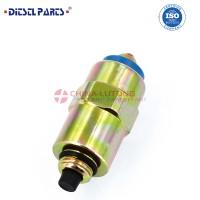 Клапан магнитный тнвд 12V, Клапан электромагнитный отсечки топлива ТНВД VE