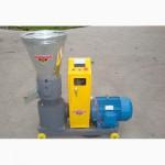 Гранулятор для пеллет CRONIMO MP-200. Линия для производства топливных гранул