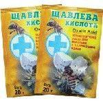 Щавелевая кислота (против варроатоза пчел) 20г, Украина