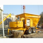 Мобильный бетонный завод Sumab B-15-1200 БСУ, РБУ