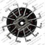 Диск с пальцами AA53553, AA60534, AA31261 высев. аппарата (кукуруза) сеялки John Deere