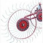 Спицы, граблина-пружина для граблей-ворошилок (пр-во Польша)
