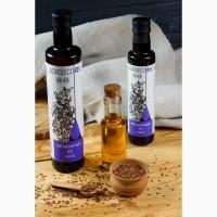 Масло и семян льна (олія з насіння льону)