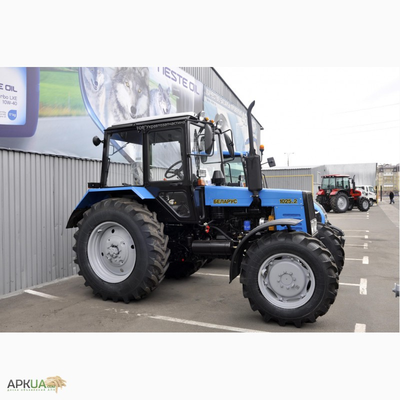 Купить НОВЫЙ трактор МТЗ-1025.2 0fe2599cd94f3