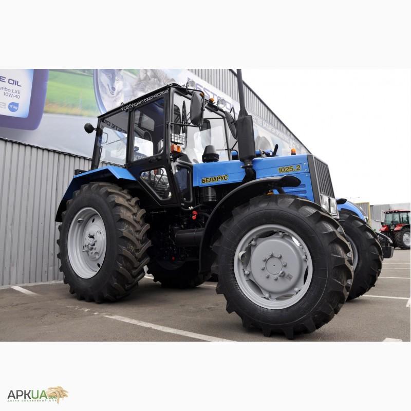 Валы отбора мощности ВОМ трактора МТЗ-1221