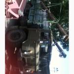 Опрыскиватель самоходный Аerounion б/у на базе ГАЗ-66