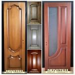 Покраска дверей, мебели, лесниц и других изделий из дерева