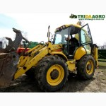 Экскаватор New Holland LB115 (2004)