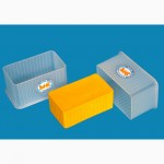 Формы для прямоугольного сыра на 0.5 кг типа Чеддер
