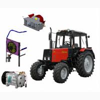Установка, продажа кондиционеров на трактор, комбайн и тд. Заправка. Обслуживание