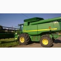Зерноуборочный комбайн JOHN DEERE 9770 STS