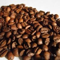 Кофе в зернах Арабика Бразилия Сантос. Свежая обжарка