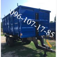 Прицеп тракторный самосвальный 2ПТС-9, 2ПТС-12, 2ПТС-16