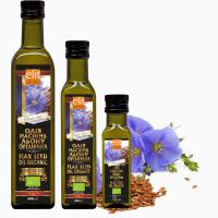 Олія з насіння льону