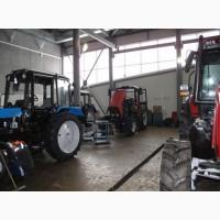 Ремонт комбайна, трактора. Ремонт сельхозтехники