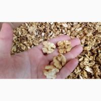 Закупаем круглый год ядро грецкого ореха. Бабочку, микс, четверть и янтарь