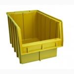 Пластиковые контейнеры для мелких деталей. Ящики для шурупов. Ящики пластиковые складские