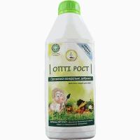 Органическое удобрение Опти Рост (жидкий биогумус), 1 л