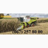 Продажа зерноуборочных комбайнов Claas Lexion, John-Deere и др