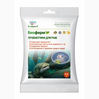 Кормовая добавка-пробиотик для рыб, креветок и водных обитателей