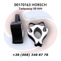 00170163 Кліпса 30 чорна Хорш