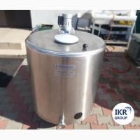 Молоко охолоджувач Б / У ALFA LAVAL на 200 літрів відкритого типу