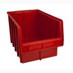 Ящики для гаража. Пластиковые контейнеры для деталей. Ящик под метизы.Складские контейнеры