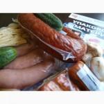 Вакуумные пакеты для колбасы, термоусадочные пакеты