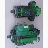 Ремонт ГСТ John Deere, Case, Claas, New Holland, Linde, Sauer Danfoss в Украине