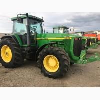 Трактор колесный John Deere 8400.Год выпуска 1999 Наработка 8180 м/ч Мощность 260 л